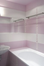 Koupelna byt Bohůňova Praha