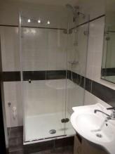 Koupelna byt Křejpského Praha