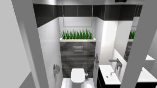 Luxusní koupelna Chodov