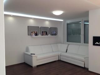 Led osvětlení obývací pokoj